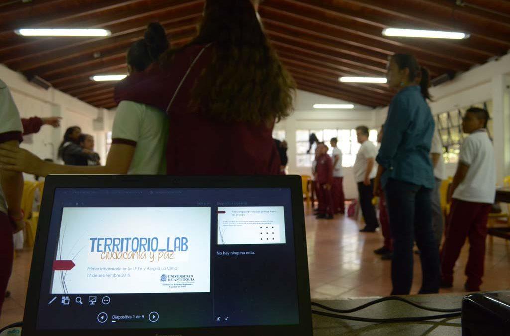 Títeres en Pantalla en el marco de Territorio_Lab