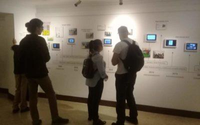 Exposición cámara de comercio